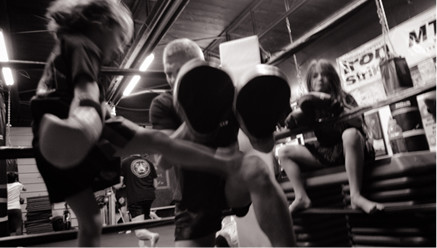 hook up muay thai boxing